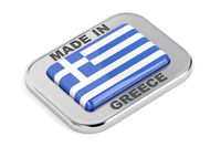 Made in Greece badge
