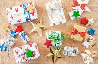 Kleine Geschenken zu Weihnachten