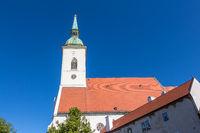 St. Martin's cathedral Bratislava