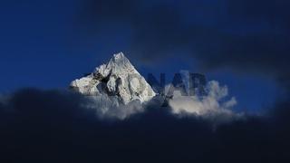 Peak of mount Ama Dablam