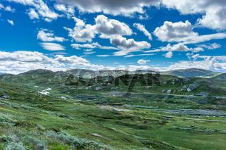 Landschaft in Jotunheimen-3