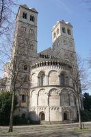 Kirche St. Gereon, Köln, Deutschland