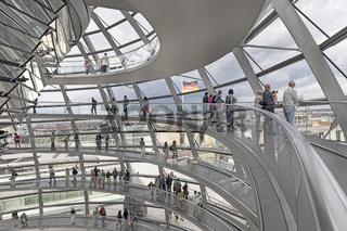 Reichstag, Berlin, Deutschland, Europa