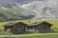 Laliderer Alm im Karwendel