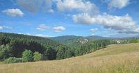 Urlaubsort Bergstadt Sankt Andreasberg im Harz,Niedersachsen,Deutschland