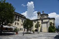 Lago Maggiore Cannobio Kirche