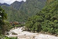 Aguas Calientes, Machu Picchu, Peru