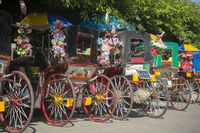THAILAND LAMPANG HORSE CARRIAGE
