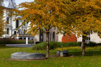 goldener Oktober in Aschersleben
