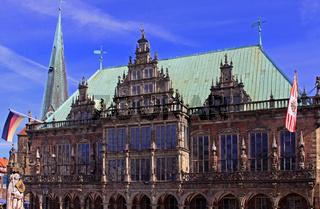 Rathaus Bremen, Deutschland
