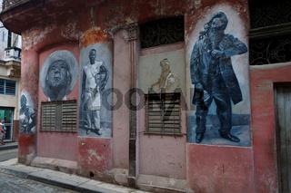 Strasse in Havanna
