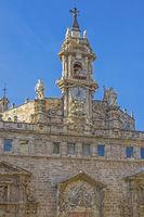 Clock Tower,Saint John Of  Market Church, Valencia, Spain