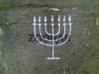 Menora Symbol