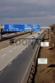 Autobahn Umweltzone