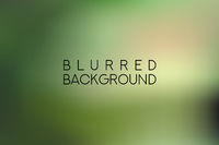 horizontal wide multicolored blurred background