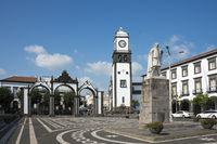 Kirche in Ponta Delgada