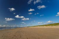 Am Strand von Norrdwijk