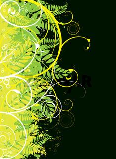 autumn gothic green blk