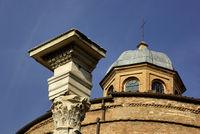 Tempel des Romulus Formum Romanum
