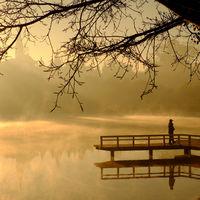 romantic scene for Vietnam travel