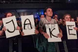 Fans von Jake Bugg