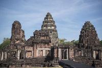THAILAND ISAN PHIMAI KHMER TEMPLE