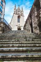 Maria am gestade church in Vienna