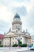 French cathedral (Franzosischer Dom) in Berlin
