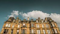Traditional Glasgow Tenement Apartments