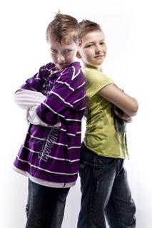 zwei Teenager wd654