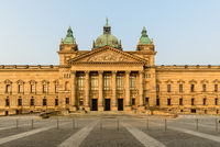High Court (Bundesverwaltungsgericht) of Leipzig