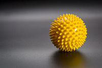 spiky self massage ball