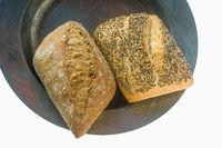 Steinofenbrötchen; Toskanabrötchen