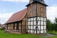 Fachwerkkirche Wieserode Landkreis Harz