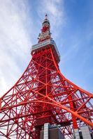 Tokyo tower, Japan