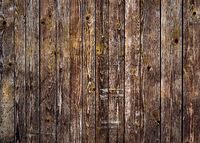 Natural brown barn wood wall. Wall texture background pattern.