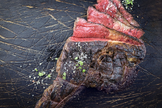 Barbecue Wagyu Tomahawk Steak
