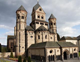 Romanesque Abbey Maria Laach