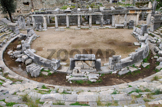Theater    Priene