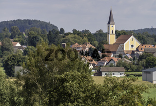 Markt Mosbach, Oberpfalz, Bayern, Deutschland,
