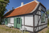 The House Of Artist Holger Drachmann, Skagan, Denmark
