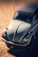 Detail eines VW Käfer