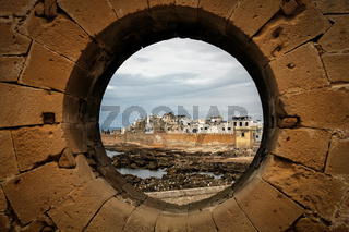 City of Essaouira in Morocco