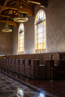 Los Angeles Union Station Ticketing Hall