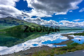 Landschaft in Jotunheimen-27