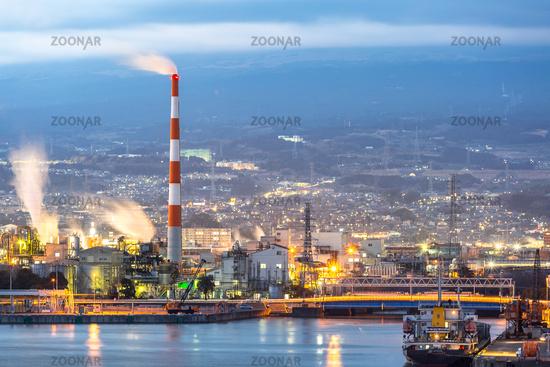 Shizuoka  industry Factory