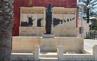 Minor square monument