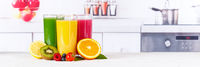 Saft Orangensaft Smoothie Smoothies Fruchtsaft Frucht Banner Früchte Orangen Orange
