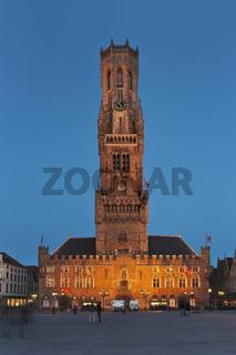 Belfried, Brügge, Belgien | Belfry, Bruges, Belgium