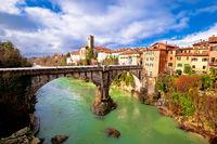 Historic italian landmarks in Cividale del Friuli
